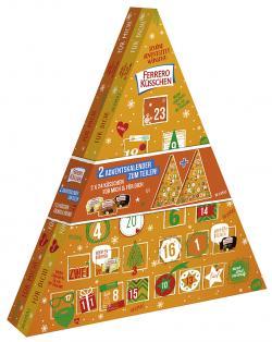 Ferrero Küsschen Mix Adventskalender