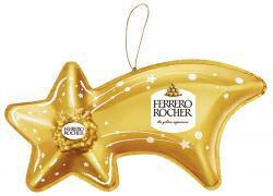 Ferrero Rocher Sternschnuppe