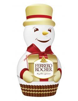 Ferrero Rocher Schneemann