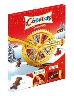 Celebrations Adventskalender Special Mix Roulette