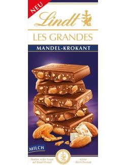 Lindt Les Grandes Mandel-Krokant