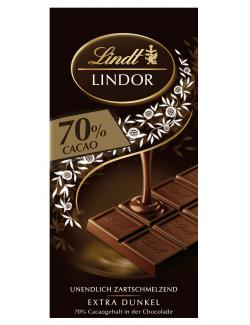 Lindt Lindor 70%