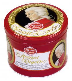 Reber Mozart Spieluhrdose