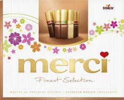 Merci Mousse au Chocolat Finest Selection