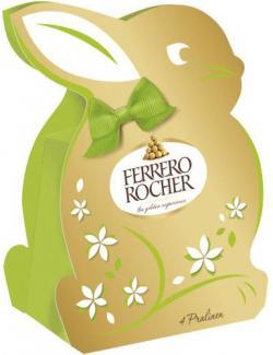 Ferrero Rocher Osterhase