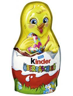Kinder Überraschung Schokolade Hohlfigur