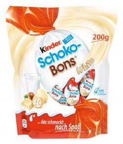 Kinder Schoko Bons White