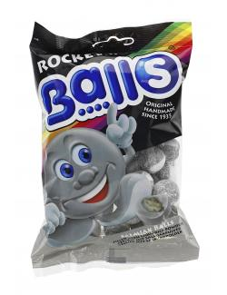 Rocket Balls Salmiak Bonbons