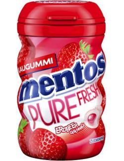 Mentos Gum Pure Fresh Erdbeere
