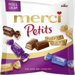 Merci Petits Milk & Cream Collection