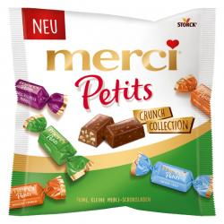 Merci Petits Crunch Collection