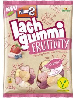 Nimm2 Lachgummi Frutivity Yoghurt