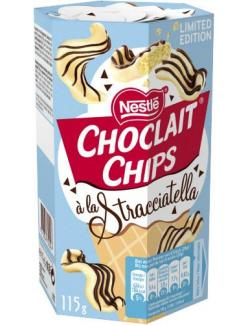 Nestlé Choclait Chips à la Stracciatella
