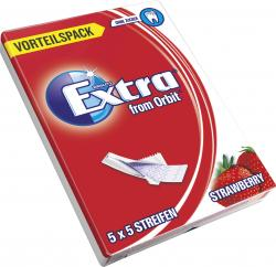 Wrigley's Extra from Orbit Strawberry