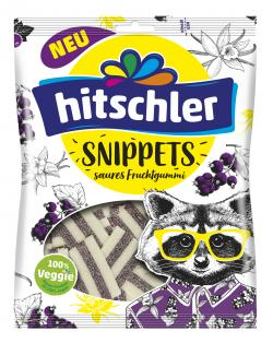 Hitschler Snippets saures Fruchtgummi