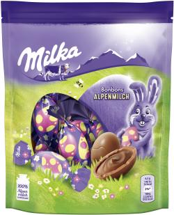 Milka Bonbons Alpenmilch