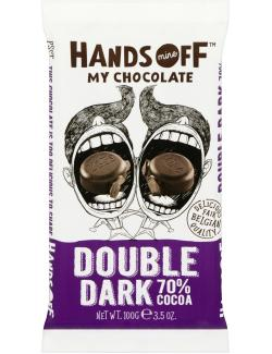 Hands Off My Chocolate Double Dark 70%