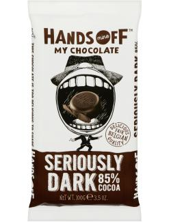 Hands Off My Chocolate Seriously Dark 85%