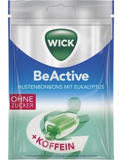 Wick BeActive ohne Zucker