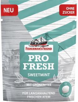 Fisherman's Friend Pro Fresh Sweetmint