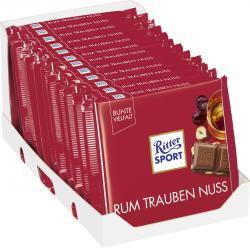 Ritter Sport Vielfalt Rum Trauben Nuss