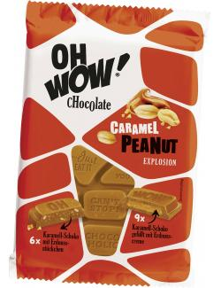 Oh Wow! Chocolate Caramel Peanut Explosion
