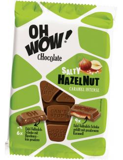 Oh Wow! Chocolate Salty Hazelnut Caramel Intense
