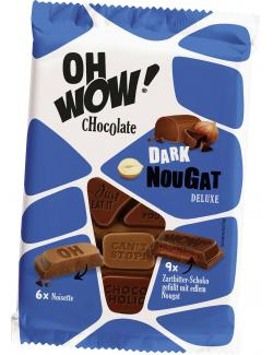 Oh Wow! Chocolate Dark Nougat Deluxe