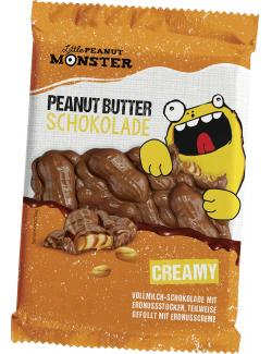 Little Peanut Monster Schokolade Creamy
