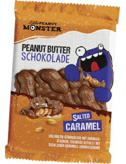 Little Peanut Monster Schokolade Salted Caramel