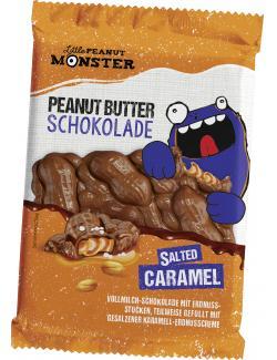Little Peanut Monster Peanut Butter Schokolade Salted Caramel