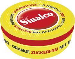 Sinalco Orangen Bonbons mit Brausefüllung