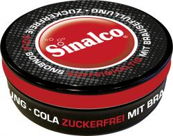 Sinalco Cola Bonbons mit Brausefüllung