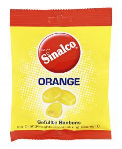 Sinalco Gefüllte Bonbons Orange