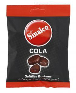 Sinalco Gefüllte Bonbons Cola