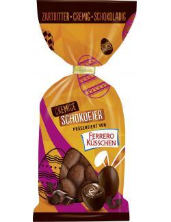 Ferrero Küsschen cremige Eier Zartbitter