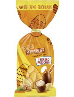 Ferrero Küsschen cremige Eier Mandel