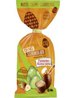 Ferrero Küsschen cremige Eier Haselnuss