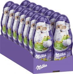 Milka Weihnachtsmann Nuss