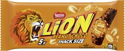 Nestlé Lion Peanut Choco Snacksize
