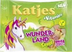 Katjes Wunderland + Vitamine Sauer
