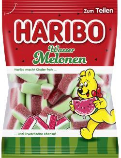 Haribo Wasser Melonen