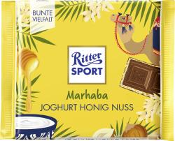 Ritter Sport Bunte Vielfalt Joghurt Honig Nuss