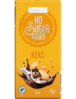 Frankonia No Sugar Added Keks Schokolade