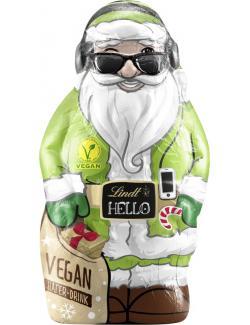 Lindt Hello Santa Vegan