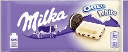 Milka Tafel Oreo White