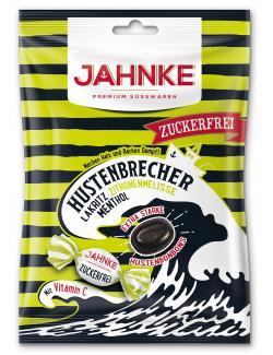 Jahnke Hustenbrecher Lakritz Zitronenmelisse