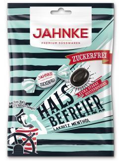 Jahnke Halsbefreier Lakritz Menthol