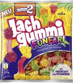 Nimm 2 Lachgummi Funfari