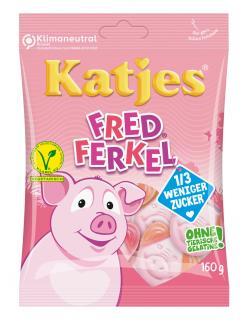 Katjes Fred Ferkel 1/3 weniger Zucker